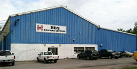 HBS building supplies - Buffalo, NY building